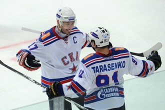Илья Ковальчук, в отличие от Владимира Тарасенко, сыграет в Челябинске