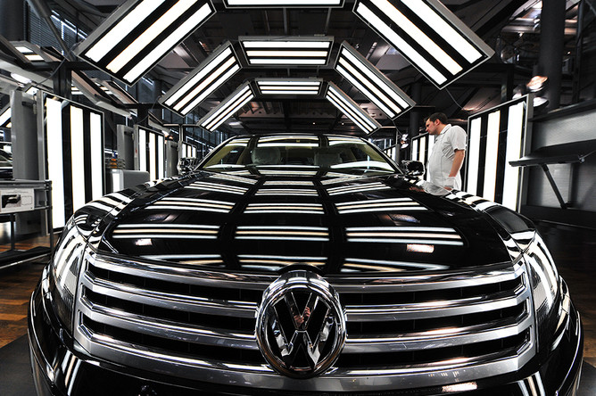 �������� Volkswagen ����� ��������� ���������� ���������� � ������