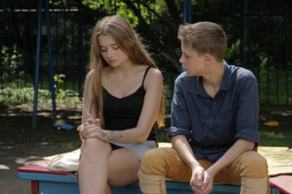 Кадр из фильма «14+»