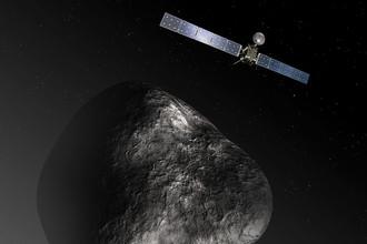 Зонд «Розетта» и комета Чурюмова-Герасименко