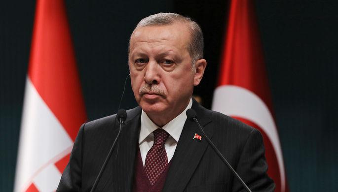 NBC: Эрдоган построит еще больше тюрем после попытки госпереворота 2016 года