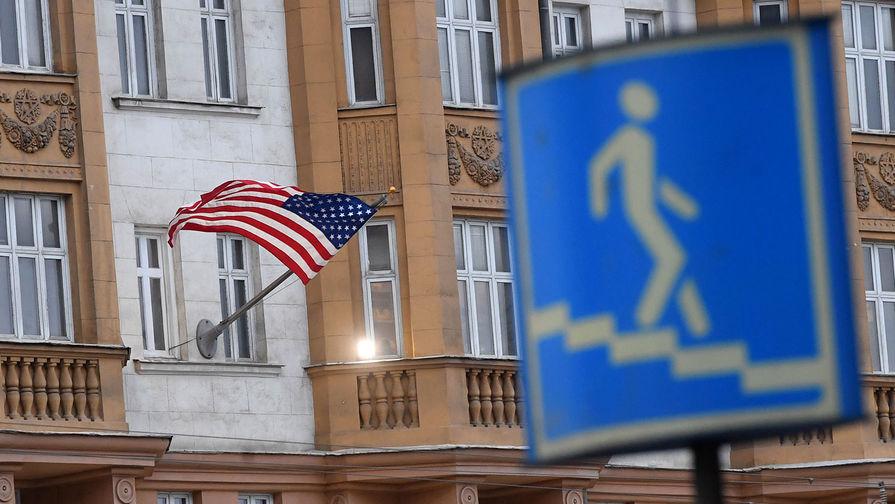 Посольство США направило ноту протеста МИД России из-за недопуска к американцу Риду