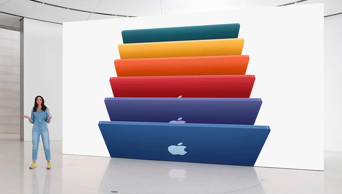 Презентация Apple: сколько будут стоить AirTags, iMac и iPhone в новом цвете