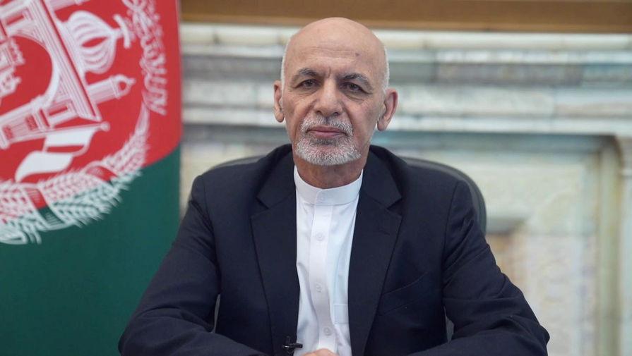 Источник рассказал подробности о бегстве экс-президента Афганистана Гани