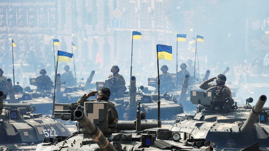 В Киеве заявили о планах России присоединить к себе Украину