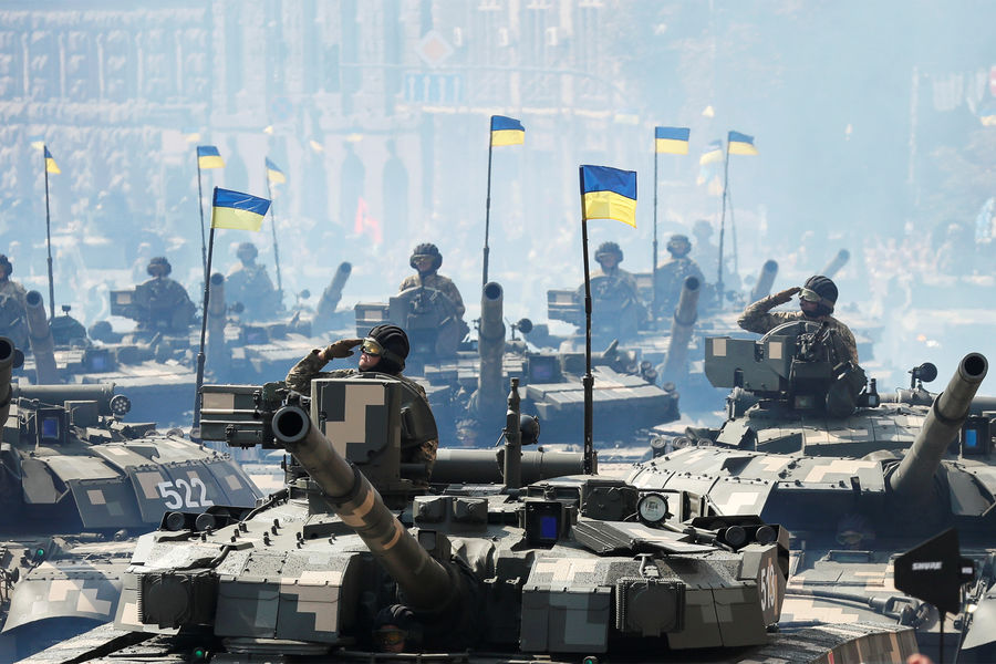 РћРїР»Р°РЅР°С… РРѕСЃСЃРёРё присоединить Украину сообщила ее разведка