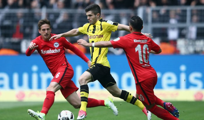 Франкфуртский «Айнтрахт» и «Боруссия» из Дортмунда хотят завершить сезон...