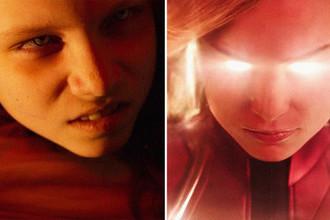 Кадры из фильмов «Пиковая дама» и «Капитан Марвел»