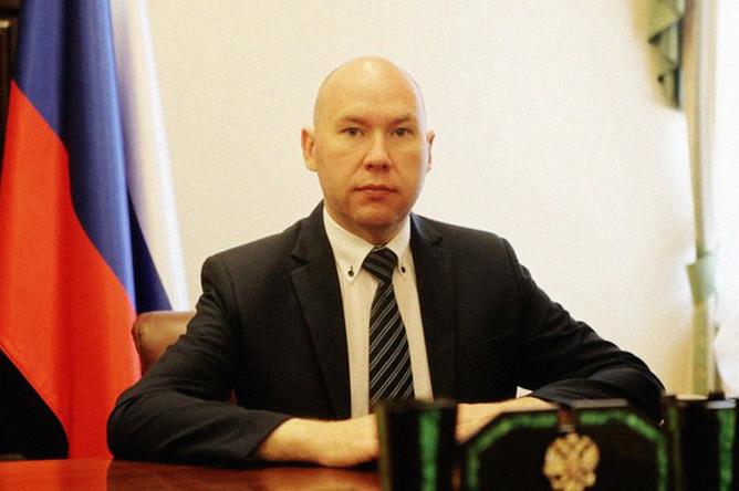 Фотография Александра Воробьева с официального сайта Уральского федерального округа