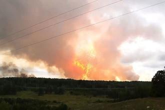 Взрывы под Ачинском: в Минобороны назвали предварительную причину