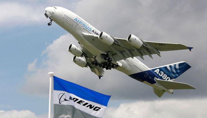 Не продается: Boeing радикально сократил поставки самолетов