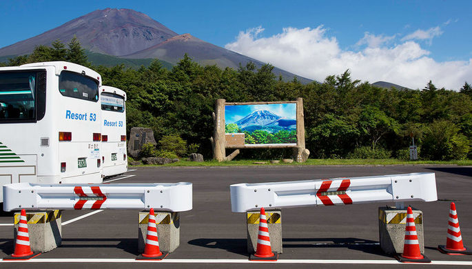 «Опасайтесь камней»: как россиянка погибла на вулкане в Японии