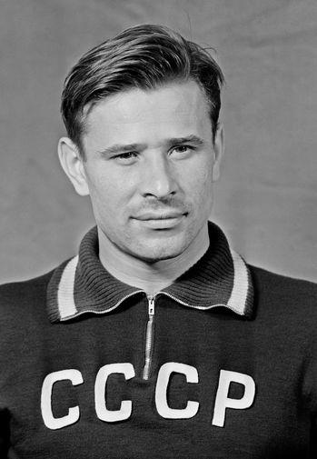 Лев Яшин, 1958 год
