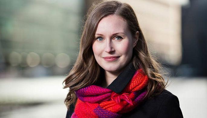 Власть женщин: премьером Финляндии стала 34-летняя Санна Марин