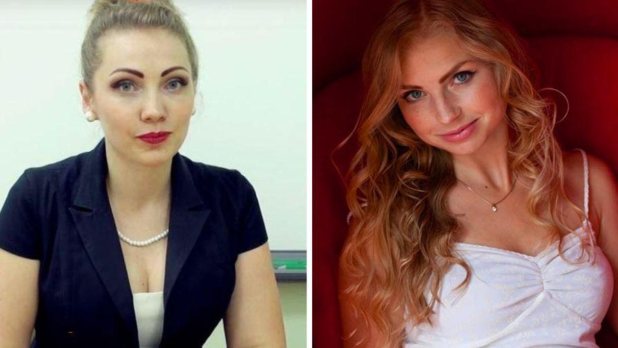 Василиса Маслова и Светлана Хананашвили