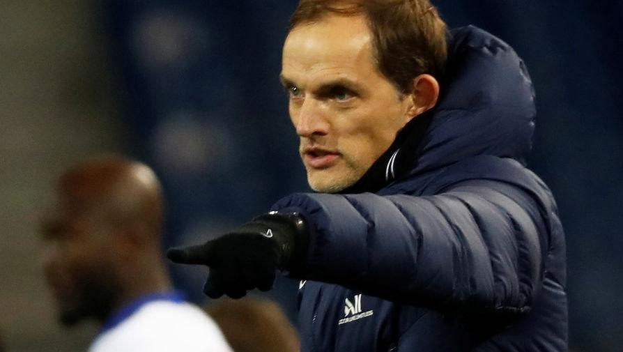 Немецкий тренер Томас Тухель