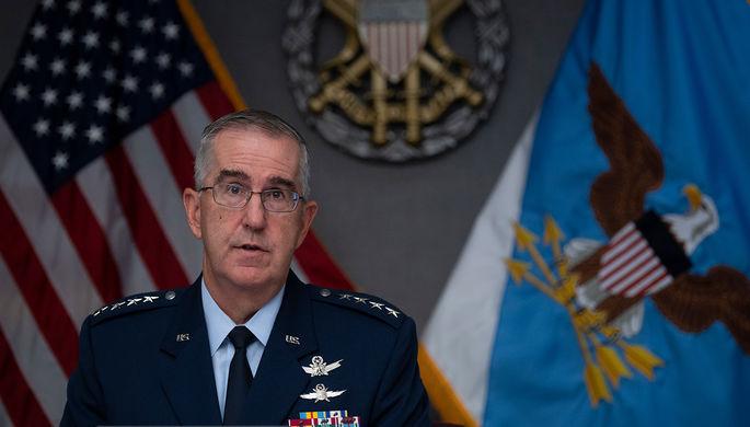 Генерал Джон Хайтен