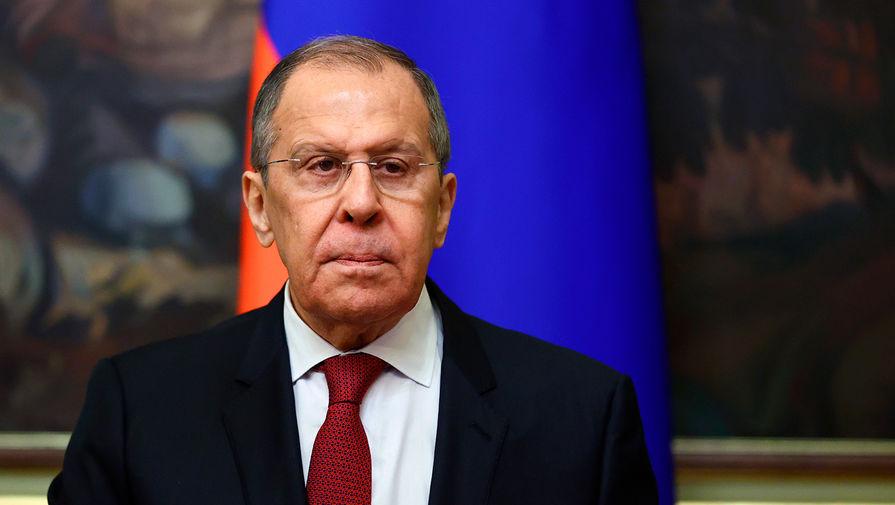 Лавров заявил, что США хотят настроить баланс интересов с Россией