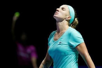 Лучшая теннисистка года в России Светлана Кузнецова