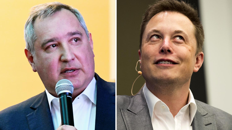 Илон Маск по-русски ответил Рогозину - Газета.Ru | Новости
