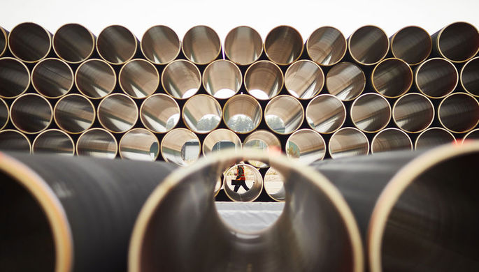 Трубы для «Северного Потока- 2»