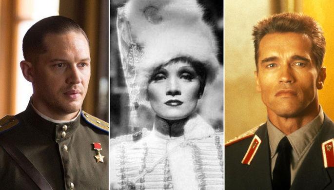 Ну вы знаете русских! Примеры «клюквы» в западном кино