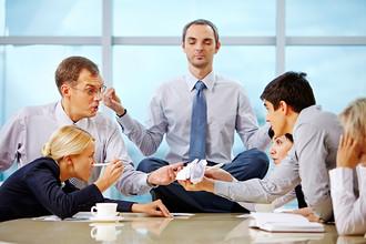 Как эффективно работать в офисе, не убивая коллег