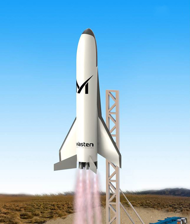 Masten Space Science Systems / XCOR Aerospace