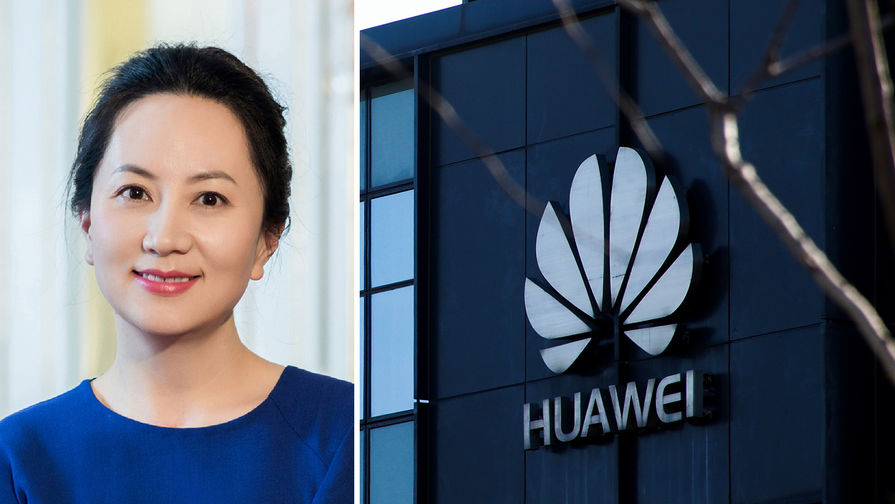 В Канаде арестовали финдиректора компании Huawei