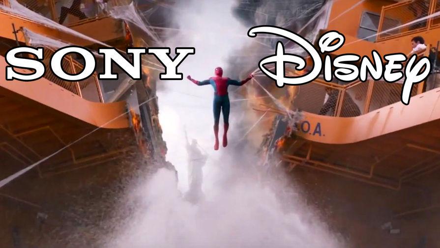 Человек-паук покинет киновселенную Marvel из-за ссоры Disney с Sony