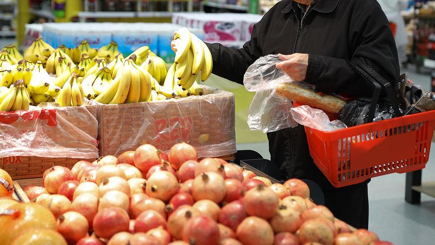 ФАС сообщает о сезонном росте цен на плодоовощную продукцию
