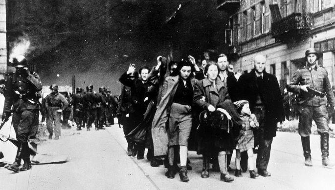 Решение еврейского вопроса: как нацисты создали Варшавское гетто