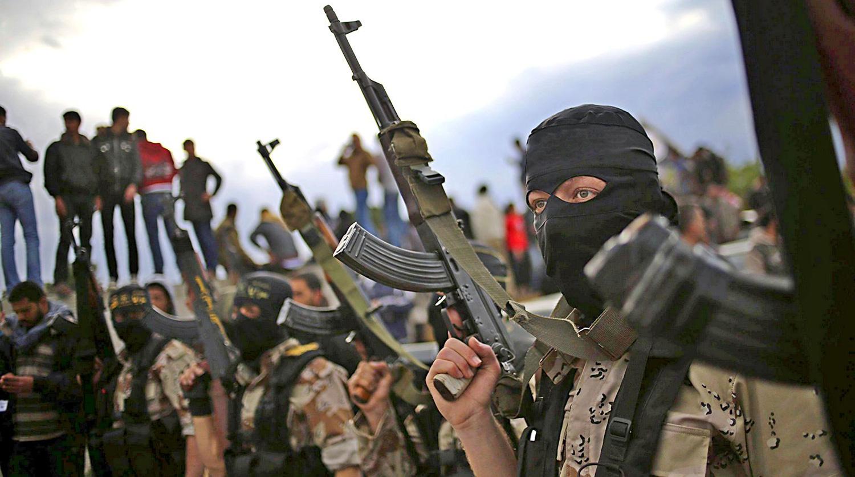 Картинки по запросу США осознанно превращают курдов в боевиков ИГ