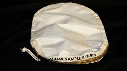 США пытаются вернуть проданный на аукционе мешок из-под лунного грунта