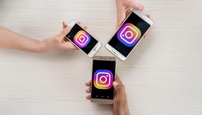 Глобальный сбой произошел в Instagram