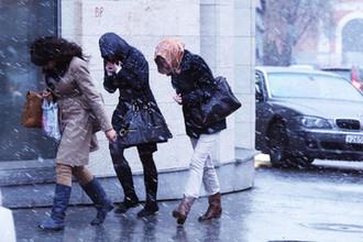 Снег и шторм: на Москву надвигаются скандинавские морозы
