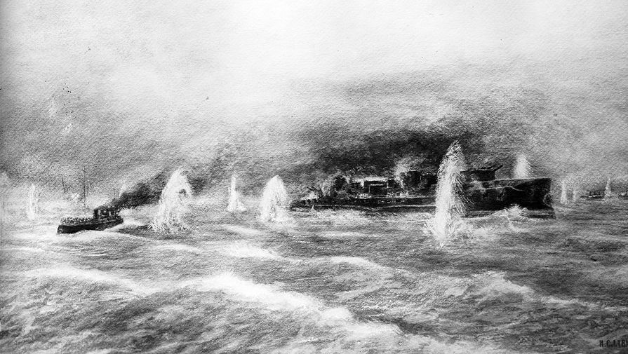 115 лет назад разгромом России завершилось Цусимское сражение