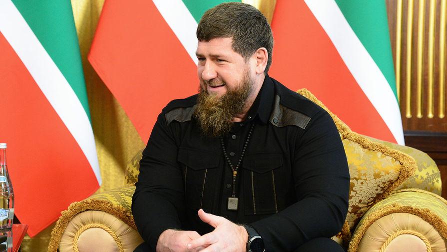 Кадыров: Уруский поделился со мной секретными сведениями