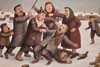 Владимир Любаров, «Буза в деревне Перемилово»