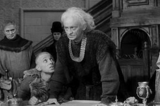 Кадр из фильма Григория Козинцева «Король Лир» (1970)