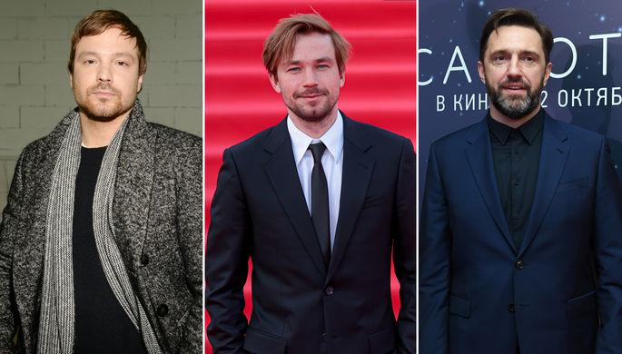 Петров, Вдовиченков, Чадов: кто еще из актеров попал под новые персональные санкции Киева
