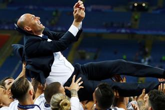 28 мая 2016 года. Мадридский «Реал» выиграл Лигу чемпионов