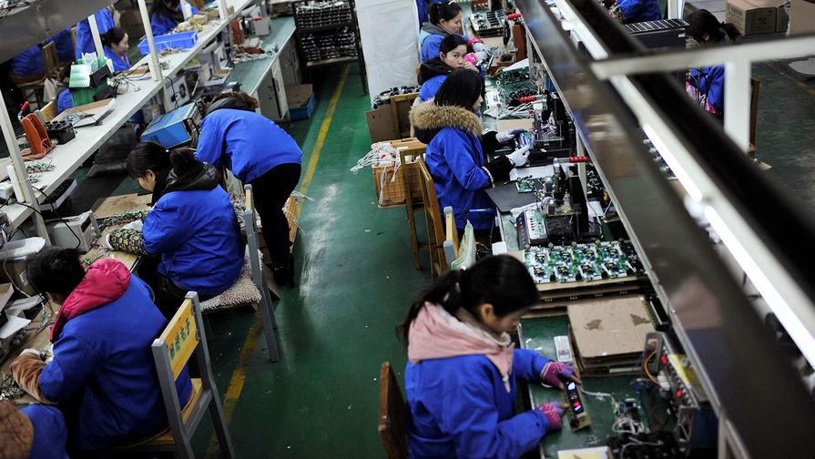 РЎРњР�: китайский малый Рё средний бизнес снижает количество доставок Р·Р°СЂСѓР±РµР¶