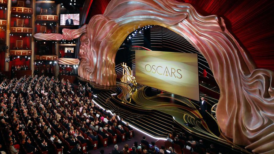 Сцена театра «Долби» во время церемонии вручения кинопремии «Оскар» в Лос-Анджелесе, 24 февраля 2019 года