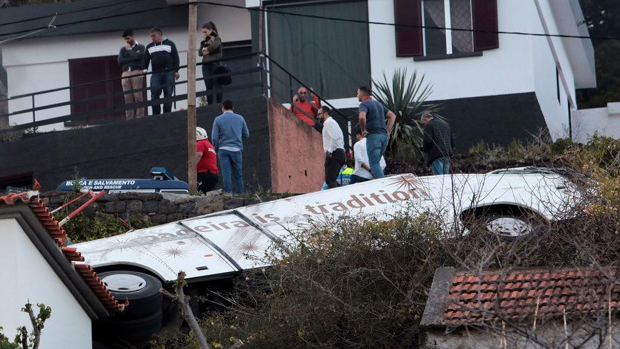 28 погибших: смертельное ДТП в Португалии
