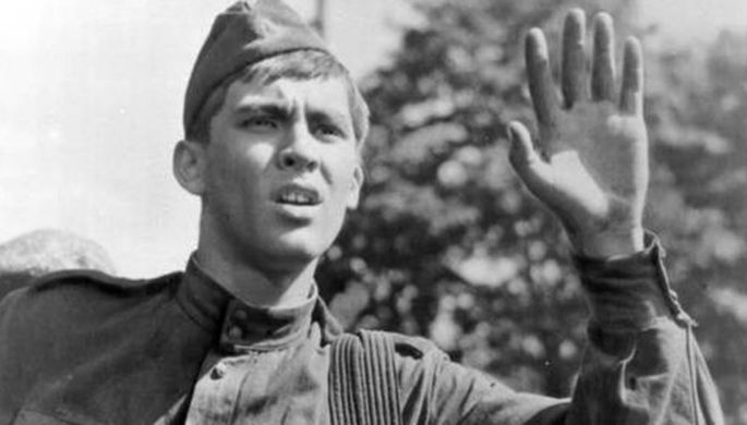 Кадр из фильма «Баллада о солдате» (1959)