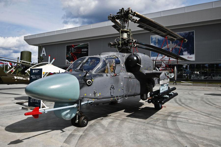 Вертолет Ка-52К «Катран»