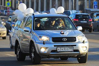Автопробеги, которые до сегодняшнего дня не требовали согласования с властями, теперь будут запрещены в пределах Садового кольца