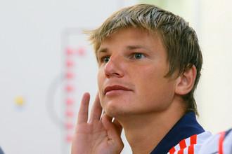Андрей Аршавин настойчивее стремится в ночные клубы, чем в основной состав «Арсенала»