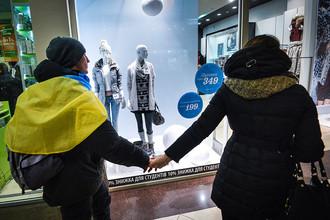На Украине становится популярным «экономический патриотизм» — покупка товаров украинского производства вместо зарубежной продукции